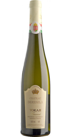 Вино Chateau Dereszla, Tokaji Furmint Vendanges Tardives, 2016, 375 мл
