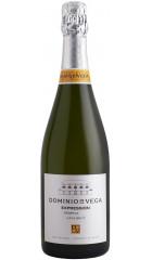 """Игристое вино Dominio de la Vega, """"Expression"""" Brut Reserva, Cava DO, 0.75 л"""