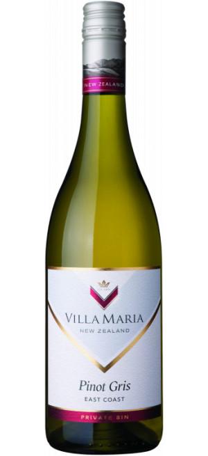 "Вино Villa Maria, ""Private Bin"" Pinot Gris, 2019, 0.75 л"
