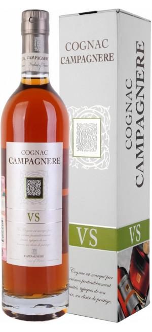 "Коньяк ""Campagnere"" VS, gift box, 0.7 л"