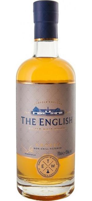 Виски English Whisky, Smokey Single Malt, 0.7 л