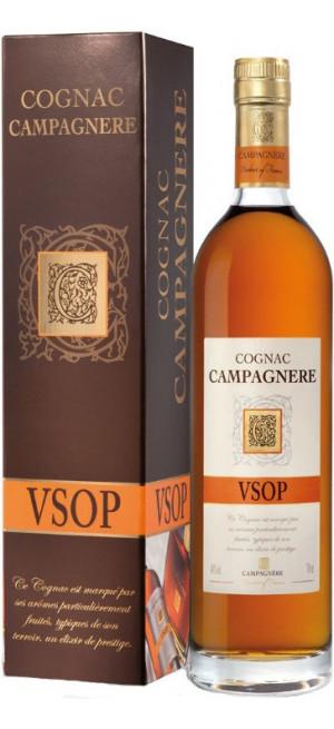 "Коньяк ""Campagnere"" VSOP, gift box, 0.7 л"