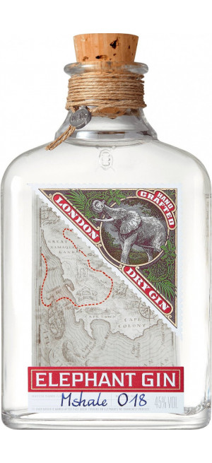 "Джин ""Elephant"" London Dry, 0.5 л"