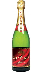 "Игристое вино ""Opera"" Blanc de Blancs Demi-Sec, 0.75 л"