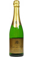 """Игристое вино """"Duc de Paris"""" Brut, 0.75 л"""