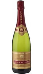 Игристое вино Lucien Albrecht, Brut, Cremant d'Alsace AOC, 0.75 л