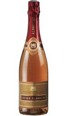 Игристое вино Lucien Albrecht, Brut Rose, Cremant d'Alsace AOC, 0.75 л
