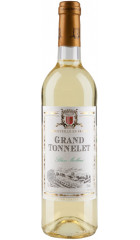 "Вино ""Grand Tonnelet"" Blanc Moelleux, 0.75 л"