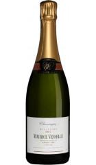Шампанское Maurice Vesselle, Grand Cru Brut Millesime, Champagne AOC, 2007, 0.75 л