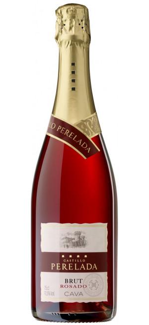 Игристое вино Castillo Perelada, Cava Brut Rosado, 0.75 л