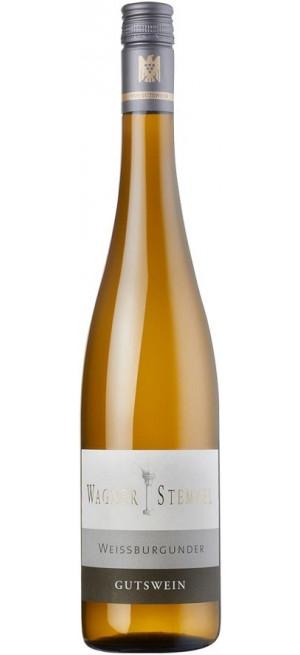"Вино Wagner-Stempel, ""Gutswein"" Wessburgunder, 2018, 0.75 л"
