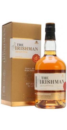 "Виски ""The Irishman"" Single Malt, gift box, 0.7 л"