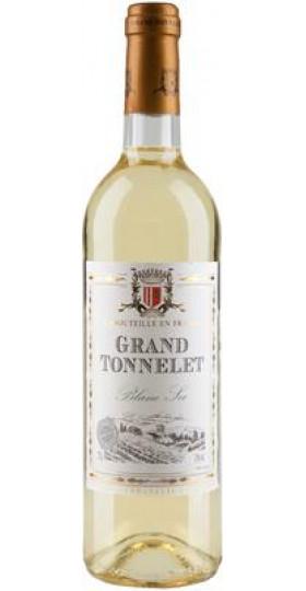 """Вино """"Grand Tonnelet"""" Blanc Sec, 0.75 л"""