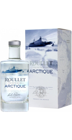 "Водка ""Roullet"" Arctique, gift box, 0.5 л"