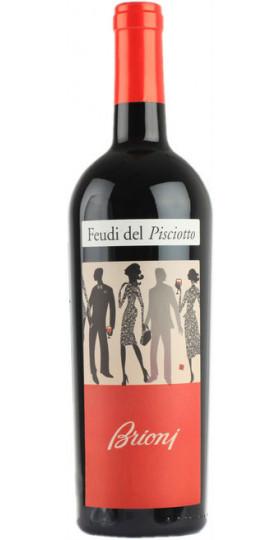 """Вино Feudi del Pisciotto, """"Brioni"""" Frappato, Sicilia IGT, 0.75 л"""