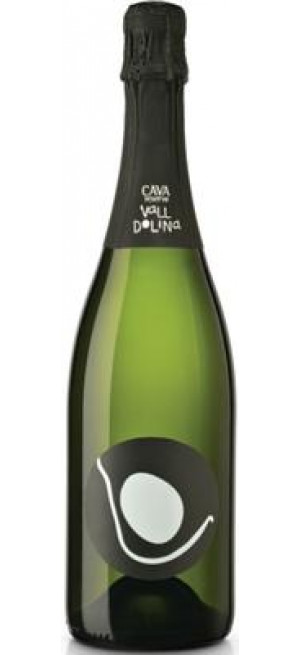 Вино игристое Valldolina Brut Nature, Blanco, 0.75 л
