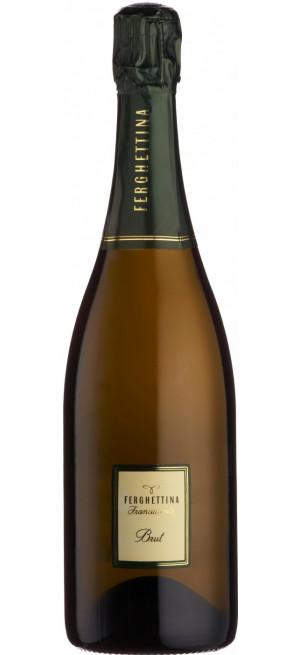 Игристое вино Ferghettina Franciacorta Brut DOCG, 0.75 л