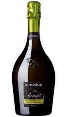 "Игристое вино La Tordera, ""Brunei"" Brut, Valdobbiadene Prosecco Superiore DOCG, 0.75 л"