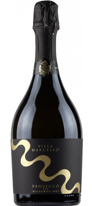 Игристое вино Villa Marcello, Prosecco DOC Millesimato Brut, 2019, 1.5 л