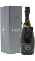 "Игристое вино Rotari, ""Flavio"" Riserva Brut, Trento DOC, 2012, gift box, 0,75 л"