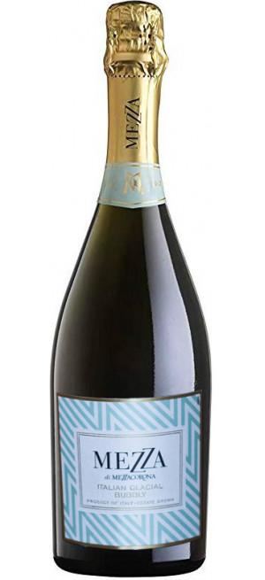 "Игристое вино ""Mezza Di Mezzacorona"" Trentino-Alto Adige DOC, 0.75 л"