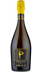Игристое вино Righi, Pignoletto Brut DOC, 0.75 л