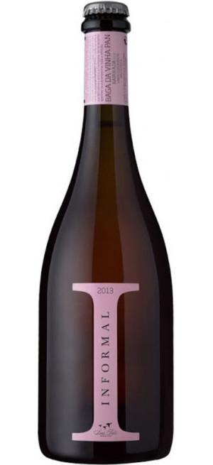 "Игристое вино Luis Pato, ""Informal"" Rose Extra Dry, Bairrada DOC, 2015, 0.75 л"