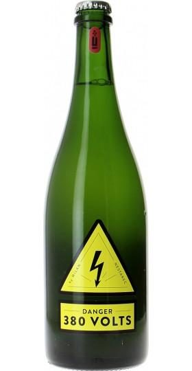 """Игристое вино Nestarec, """"Danger 380 Volts"""" Brut, 2019, 0.75 л"""