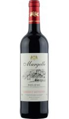 """Вино La Guyennoise, """"Margelle"""" Cabernet Sauvignon, Pays d'Oc IGP, 0.75 л"""