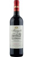 "Вино La Guyennoise, ""Margelle"" Merlot, Pays d'Oc IGP, 0.75 л"