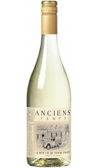 """Вино """"Anciens Temps"""", Comte Tolosan IGP, 2017, 0,75 л"""