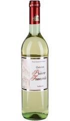 "Вино ""Chatelain Prince Francois"" Blanc Sec, 0.75 л"
