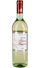 "Вино ""Chatelain Prince Francois"" Blanc Moelleux, 0.75 л"