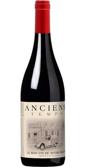 """Вино """"Les Volets"""" Pinot Noir, Haute Vallee de l'Aude IGP, 2019, 0.75 л"""