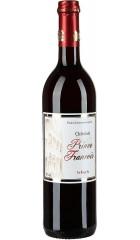 """Вино """"Chatelain Prince Francois"""" Rouge Sec, 0.75 л"""