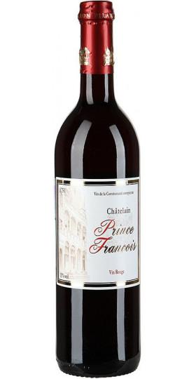 "Вино ""Chatelain Prince Francois"" Rouge Moelleux, 0.75 л"