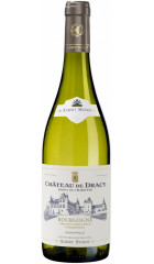 "Вино Albert Bichot, ""Chateau de Dracy"" Chardonnay, Bourgogne AOC, 2018, 0.75 л"