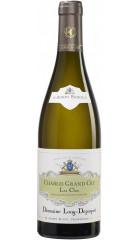 """Вино Domaine Long-Depaquit, Chablis Grand Cru """"Les Clos"""" AOC, 2018, 0.75 л"""