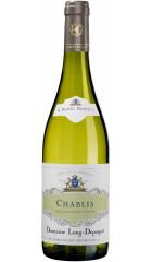 Вино Domaine Long-Depaquit, Chablis AOC, 2018, 0.75 л