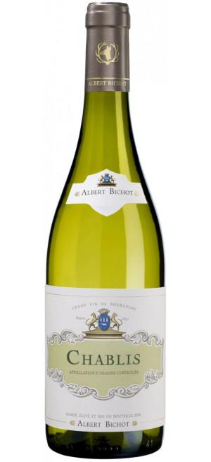 Вино Albert Bichot, Chablis AOC, 2018, 375 мл