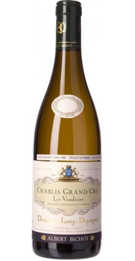 """Вино Domaine Long-Depaquit, Chablis Grand Cru """"Moutonne"""" AOC, 2018, 0.75 л"""