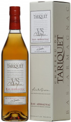 "Арманьяк ""Chateau du Tariquet"" VS Classique, Bas-Armagnac AOC, gift box, 0.7 л"
