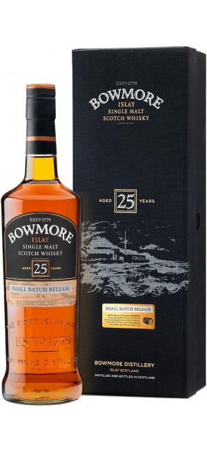Виски Bowmore 25 Years Old, gift box, 0.7 л