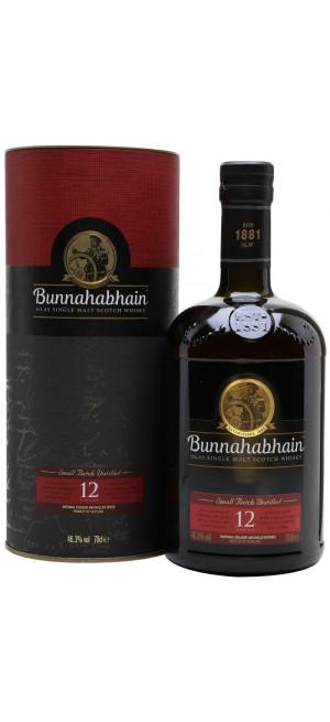 Виски Bunnahabhain aged 12 years, gift box, 0.7 л