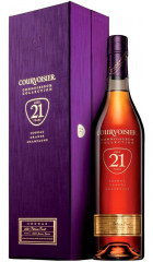 "Коньяк ""Courvoisier"" 21 Years Old, gift box, 0.7 л"