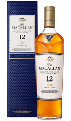 "Виски ""Macallan"" Double Cask 12 Years Old, gift box, 0.7 л"