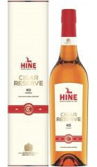 "Коньяк Hine, ""Cigar Reserve"", XO, with box, 0.7 л"