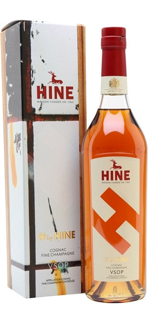"Коньяк Hine, ""H by Hine"" VSOP, gift box, 0.7 л"