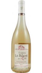 """Вино Chateau de la Roche en Loire, Chenin """"Cuvee Colette"""", Touraine Azay le Rideau AOC, 2016, 0.75 л"""