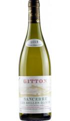 """Вино Gitton Pere & Fils, """"Les Belles Dames"""", Sancerre AOC, 2018, 0.75 л"""